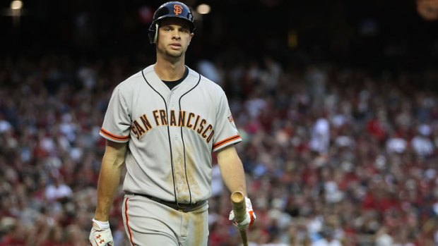 #FreeBelt Follows Brandon Belt Benching