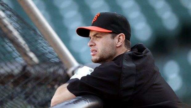 Brandon Belt Makes Spring Statement