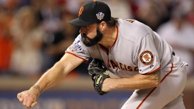 Bochy: Wilson 'Less Than 50-50' for Opening Day