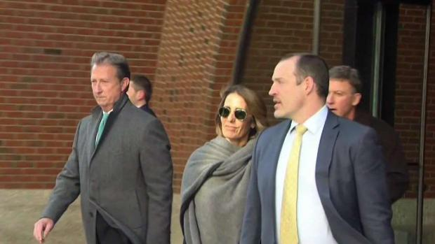 California Mom Charged in College Cheating Scandal Appears in Boston Court