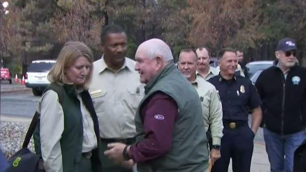 [BAY] Camp Fire Costs Likely in Billions: Interior Secretary