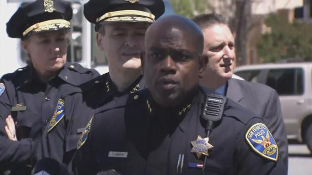 RAW: Assistant SFPD Chief Address Shooting Rampage