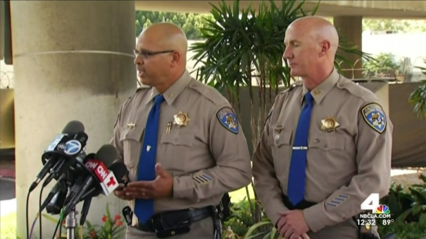 "[LA] Civil Rights Activists Want CHP Officer ""Held Accountable"" After Video"