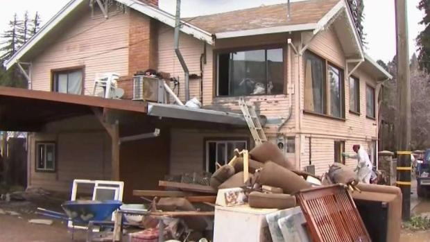 [BAY] Clean Up Begins in Sonoma County After Historic Flooding
