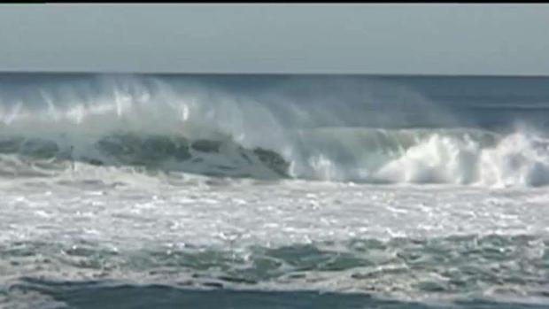 Climate in Crisis: Warming Ocean Temperatures
