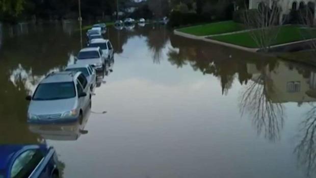 Climate in Crisis: 'Precipitation Whiplash'