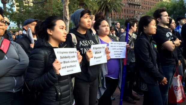 [BAY] Rally in SF in Response to Rash of Police Shootings