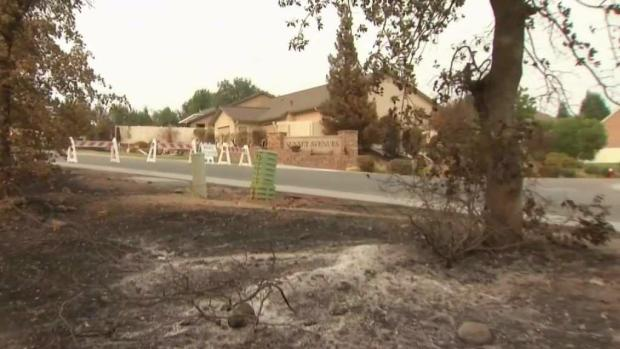 [BAY] Communities Devastated By Carr Fire Work to Rebuild