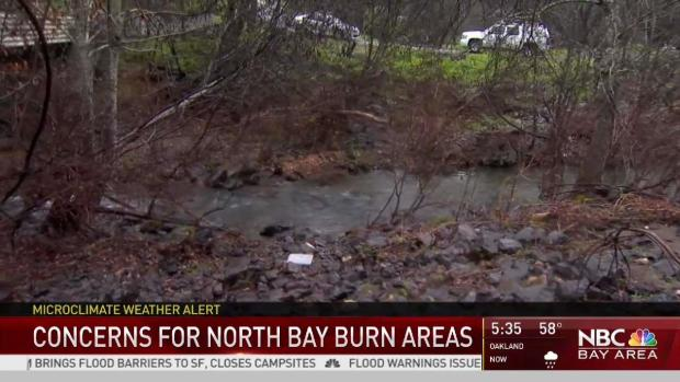 [BAY] Concerns for North Bay Burn Areas