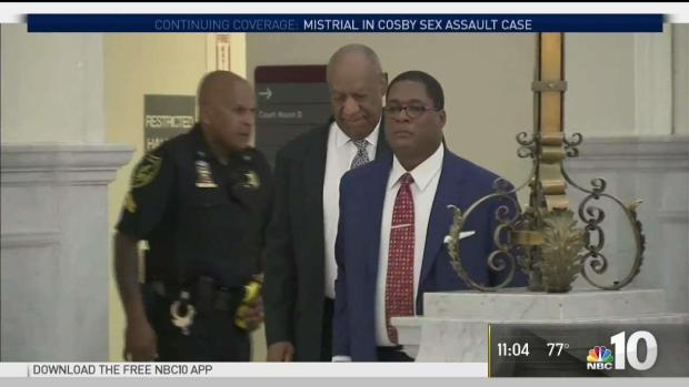 [NATL-PHI] Cosby Defense Team Speaks Out After Mistrial