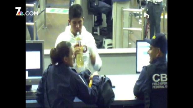 [DGO] Surveillance Camera Images Show Teen Drinking Liquid Meth