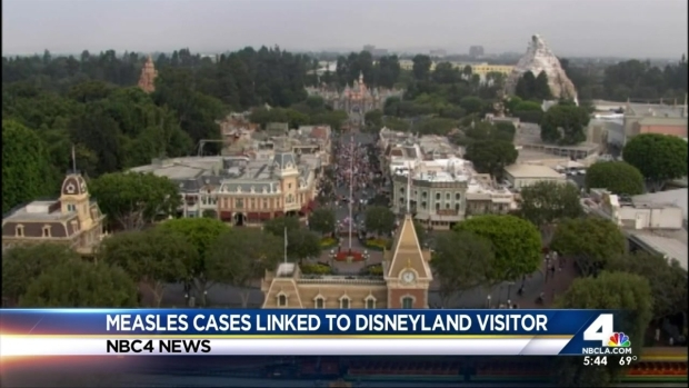 [LA] Measles Cases Linked to Disneyland