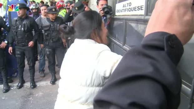 [NATL] Fire at Guatemalan Child Shelter Kills at Least 19