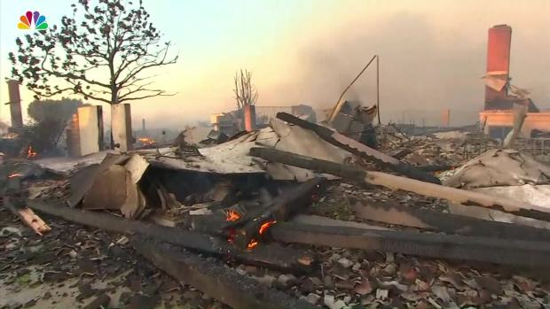 Horses owners scramble to move animals away from Creek Fire