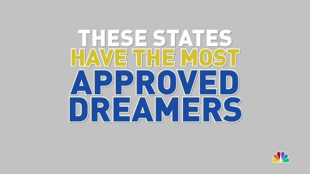 These Five States Have the Most Dreamers