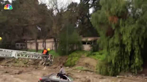 [NATL]Driving Through Flood Waters: Surviving the Danger