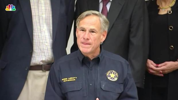 Texas Gov. Abbott Stresses Need to Find Solutions to Mass Shootings