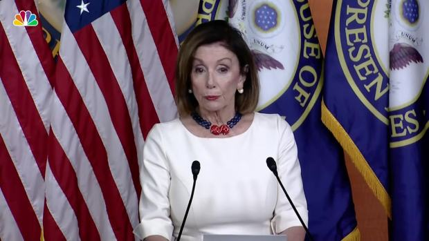[NATL] Pelosi: 'This is a Cover-Up'