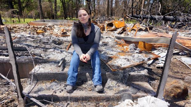 [BAY] Federal Govt. Blamed for Faster, More Destructive Wildfires