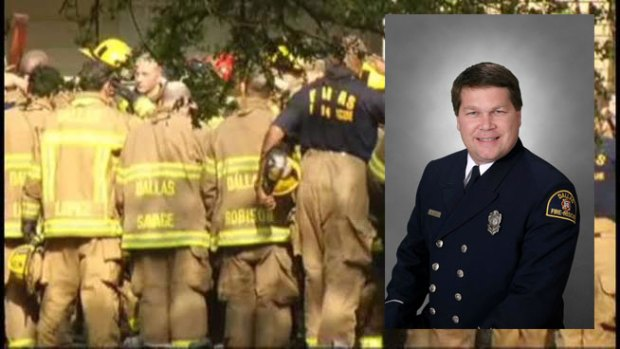 [DFW] Dallas Fire-Recue Mourns Loss of Comrade