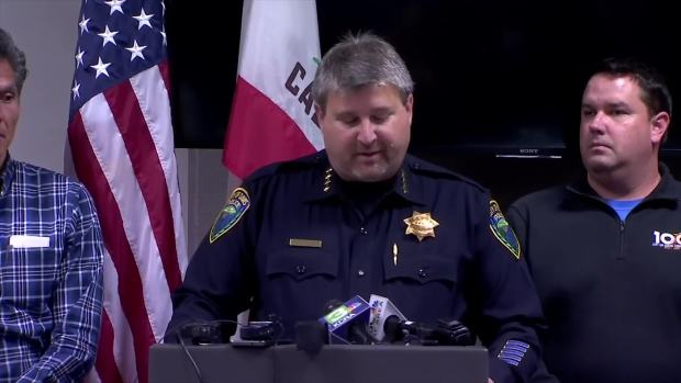 Davis Police Chief: Officer Natalie Corona Was a 'Rising Star'