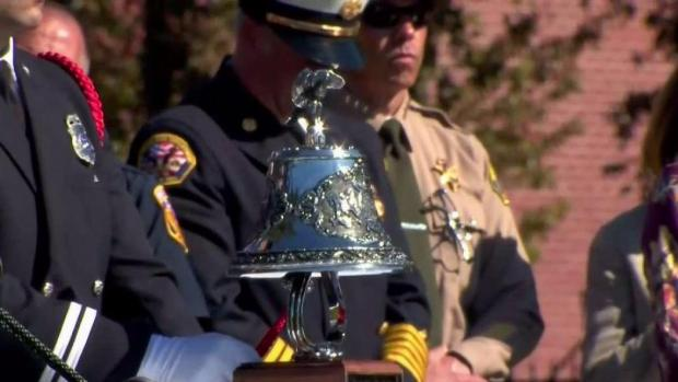[BAY] Day of Remembrance Held For Those Who Died in Wildfires