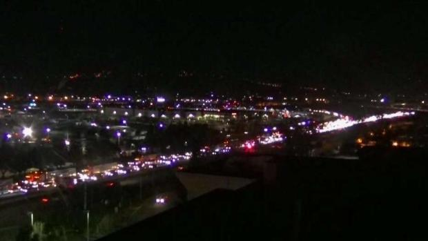 [BAY] Deadly Crash Shuts Down Northbound I-880