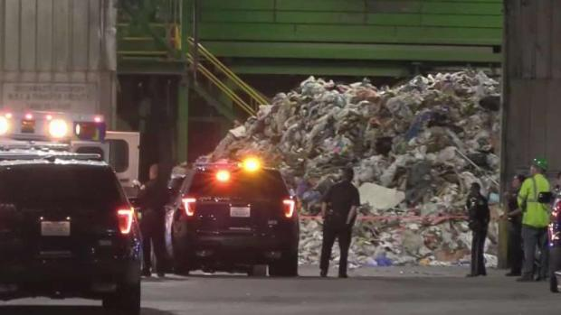 [BAY] Death Investigation at Recycling Facility in San Jose