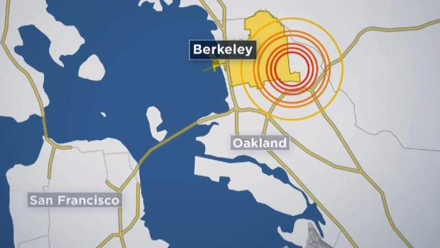 Early Morning Earthquake Jolts the Bay Area