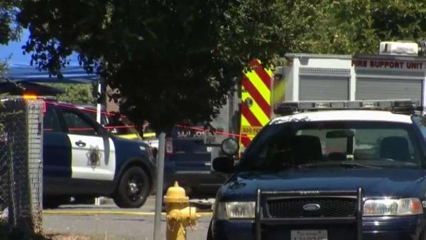 [BAY] Elderly Man Killed in San Jose