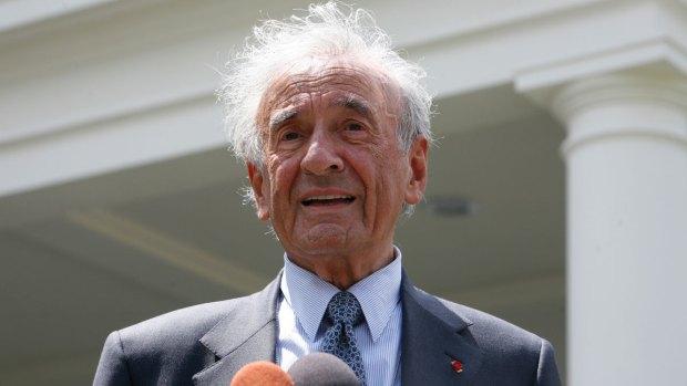 [BAY] Elie Wiesel, Nobel Peace Prize Laureate and Holocaust Survivor, Dies at 87