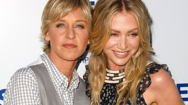 Ellen and Portia Buy in Beverly Hills