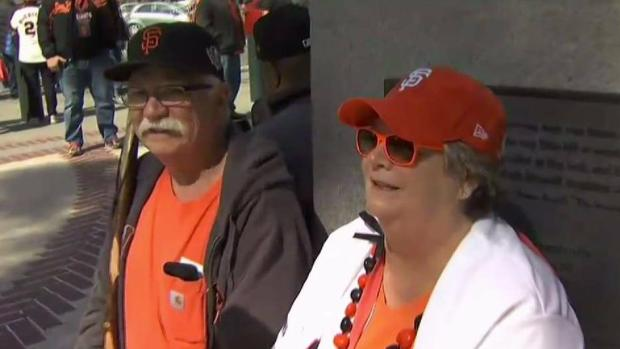 Excitement Builds as Fans Await Giants Home Opener