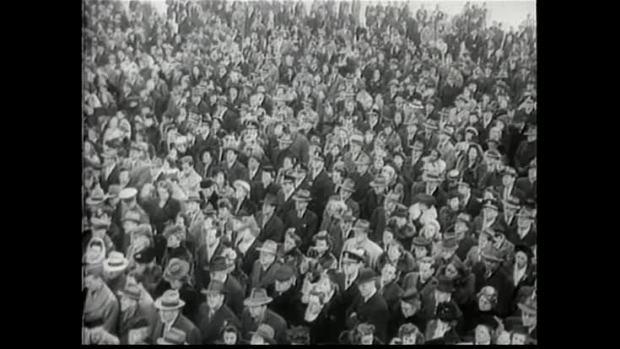 Franklin D. Roosevelt's 1945 Inauguration Speech<br />