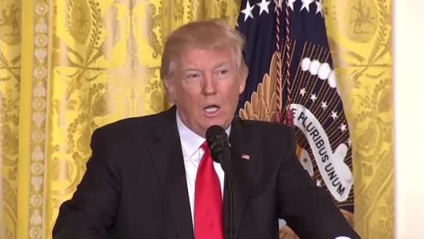 Trump: Flynn 'Was Just Doing His Job'