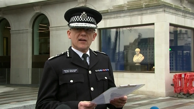 [NATL] Police Investigating 'Horrific Attack' in London: Official