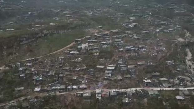 [NATL] Aerial Images Show Hurricane Matthew's Damage in Haiti