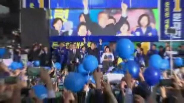 [NATL] South Korea Prepares for Snap Presidential Election