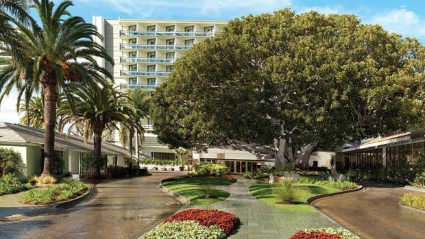 The Fairmont Miramar's Fit-Forward Deal