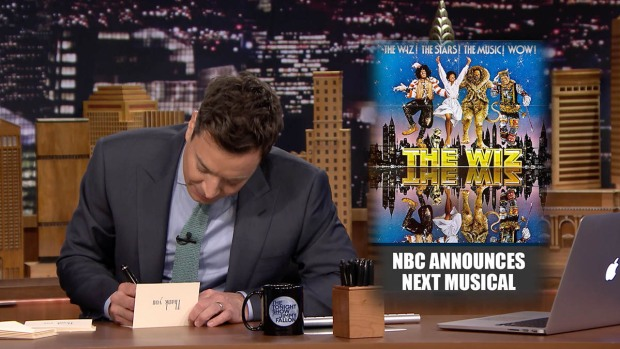 Jimmy Fallon Writes Thank-You Notes to Easter