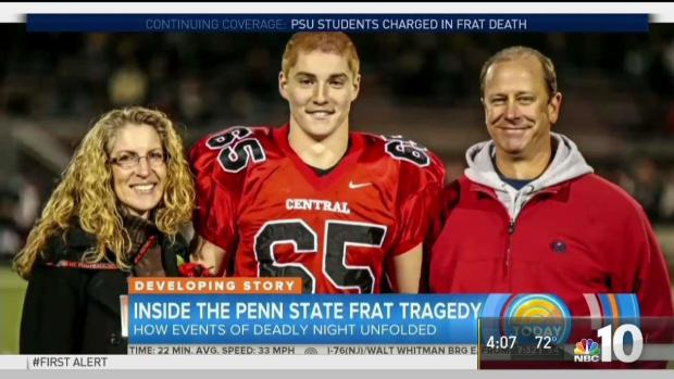 Family of Timothy Piazza Breaks Silence