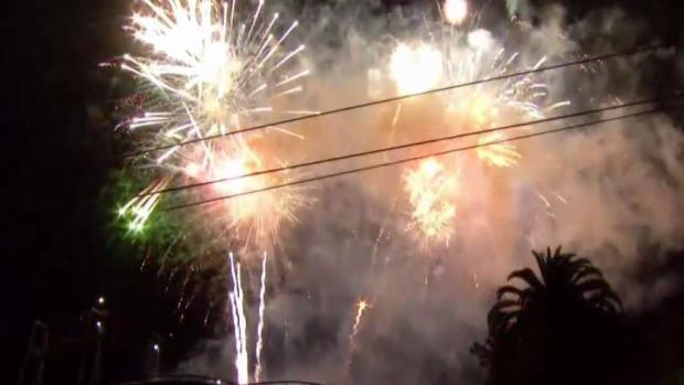 [BAY] Fire Officials Let the Pros Handle Fireworks Shows