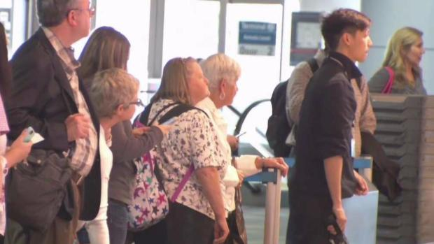 Floridians Head to Bay Area to Wait Out Hurricane Irma