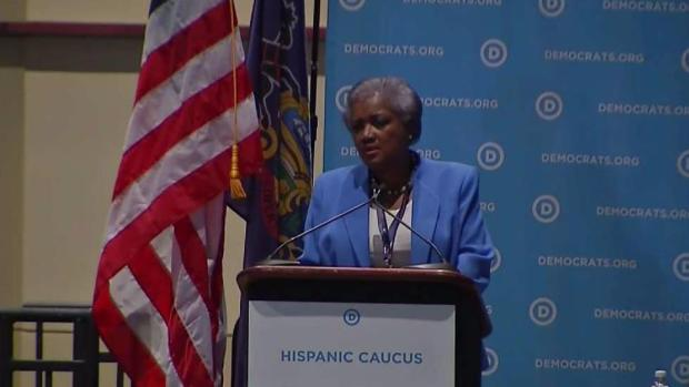 [BAY ML 11A VO ONLY] Former Interim DNC Chair Donna Brazile to Speak in San Francisco