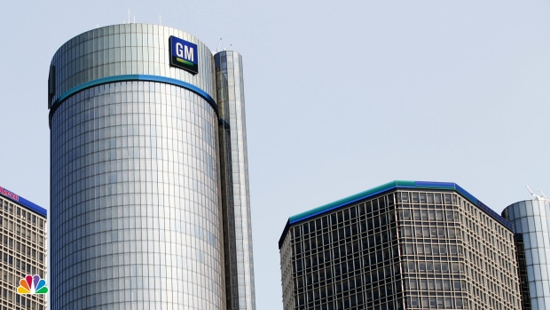 [NATL] GM Recalling Nearly 3.8 Million Vehicles Over Brake Issue