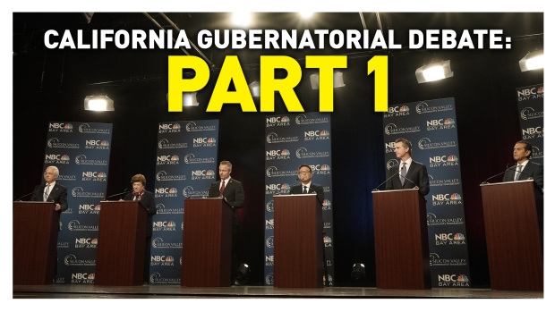 [BAY] California Gubernatorial Debate: Bay Area Issues