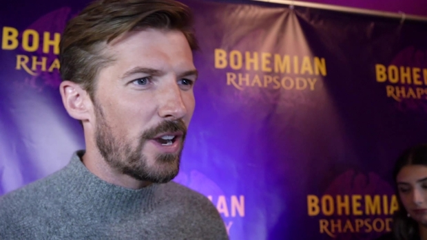 [BAY] Actor Gwilym Lee Talks About Queen's Brian May and Being at The Castro Theater