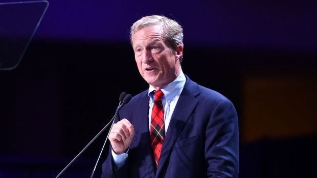 [BAY] Tom Steyer Launches 2020 Campaign After Saying He Wouldn't