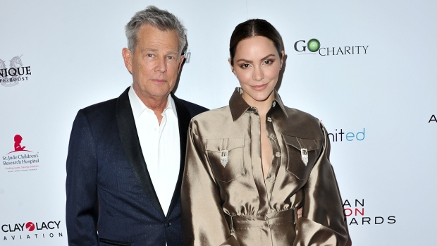 Celebrity Hookups: David Foster, Katharine McPhee Marry