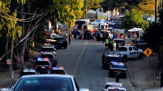 [BAY] 3 Dead, Suspect Killed in Gilroy Garlic Festival Shooting